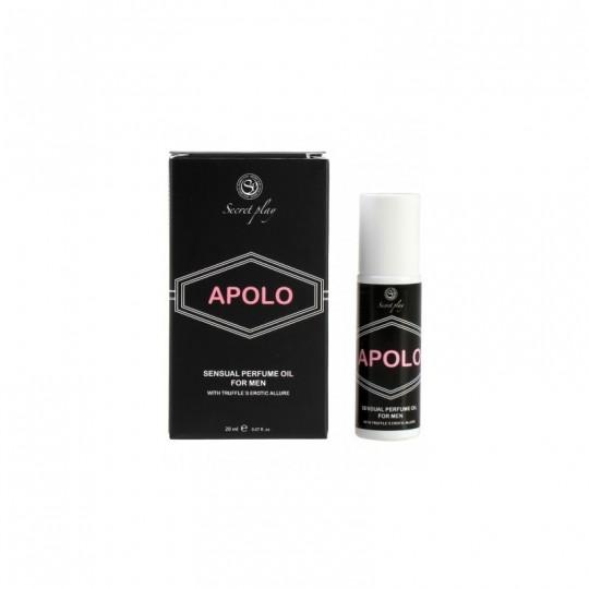 Essence de parfum Apolo en stick 20ml 3511