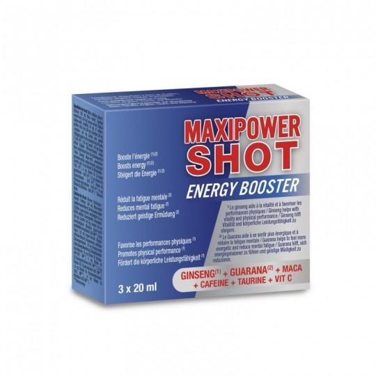MaxiPower Shot - 3x20ml