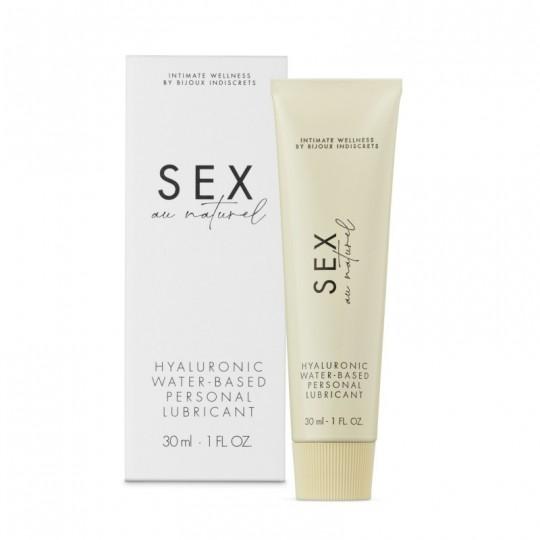 Gel lubrifiant - SEX au naturel - 30ml - hyaluronic
