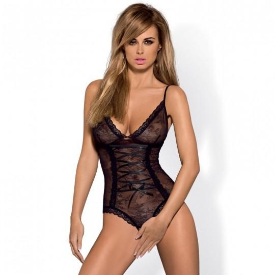 Slevika Body - Noir