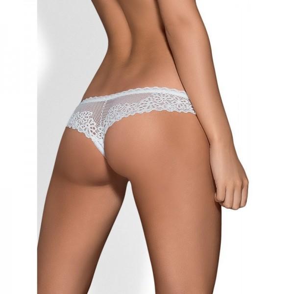 Alabastra String Ouvert - Blanc