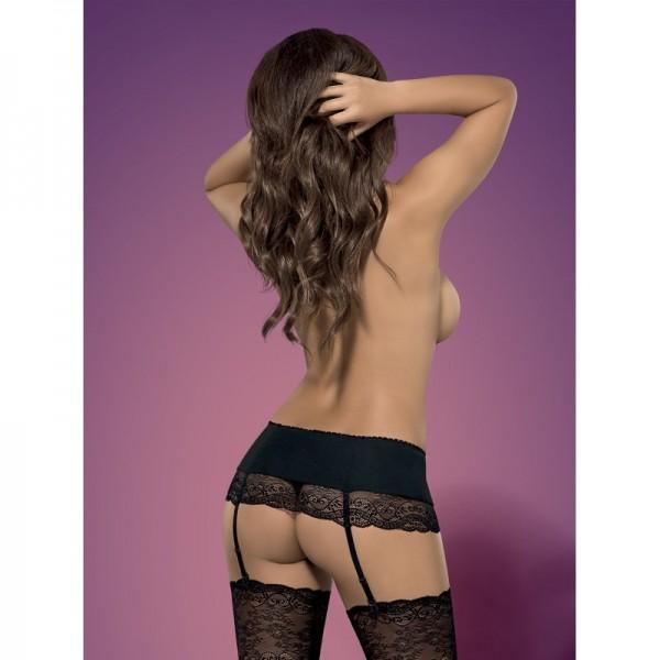 Miamor Porte-jarretelles - Noir