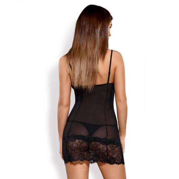 Alluria Nuisette - Noir