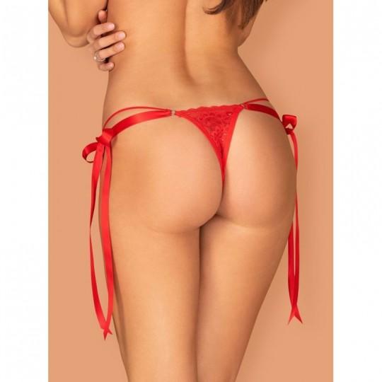 Lovlea String - Rouge