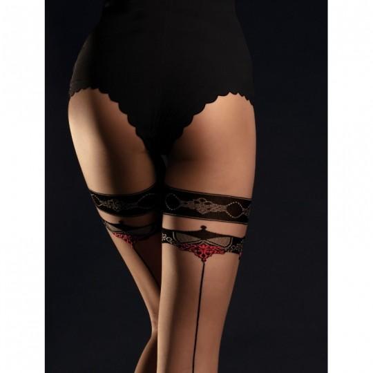 Taboo Collants 20 DEN - Noir