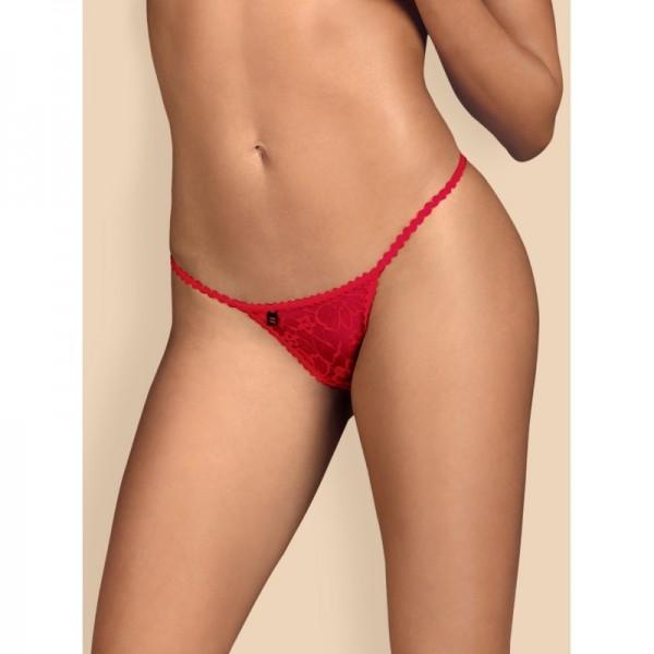 Hetea String - Rouge