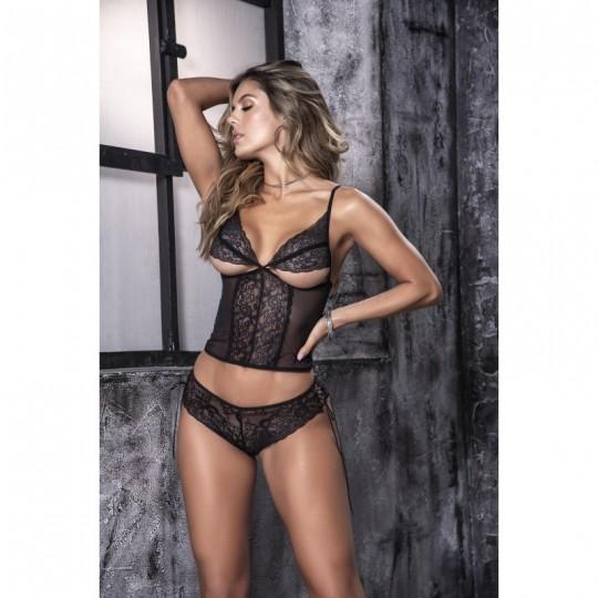 Body Style 8504 - Noir