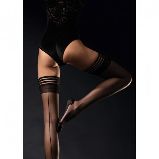 Femme Fatale Bas 20 DEN - Noir