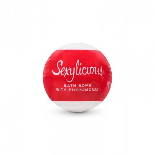 Bombe de bain aux phéromones Sexy - 100 g