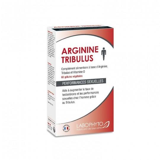 Arginine / Tribulus 60 gélules